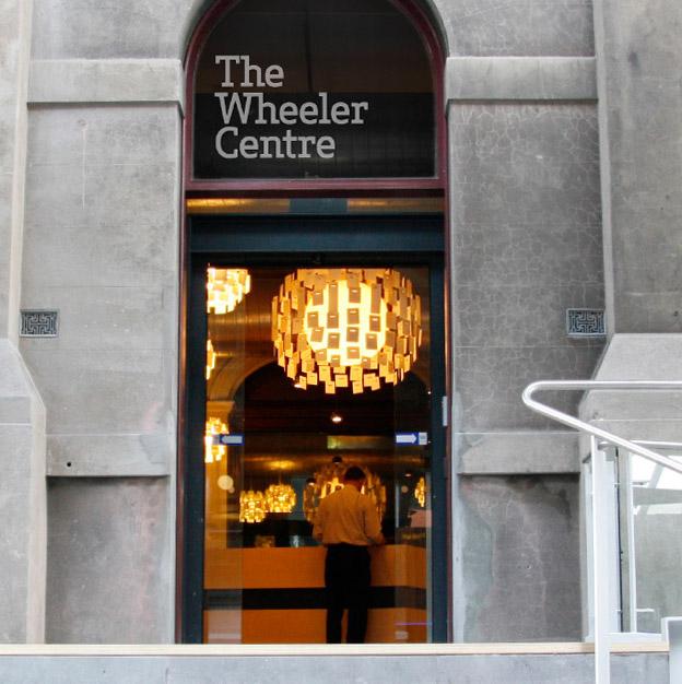 Wheeler Centre Q+A